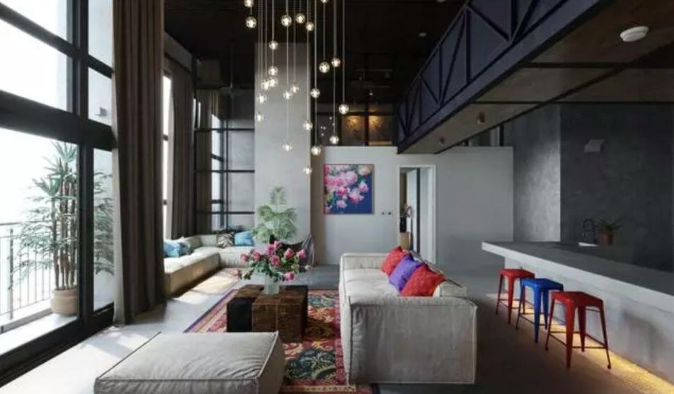 装修案例:客厅装修设计,总有适合自己